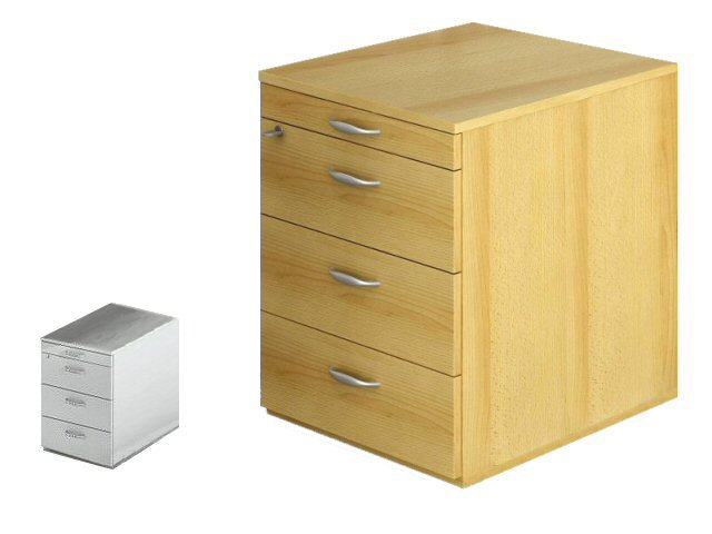 schubladenschrank holz table basse relevable. Black Bedroom Furniture Sets. Home Design Ideas